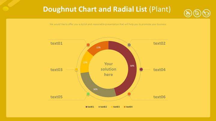 도넛 형 차트 및 방사형 목록 (식물)_02