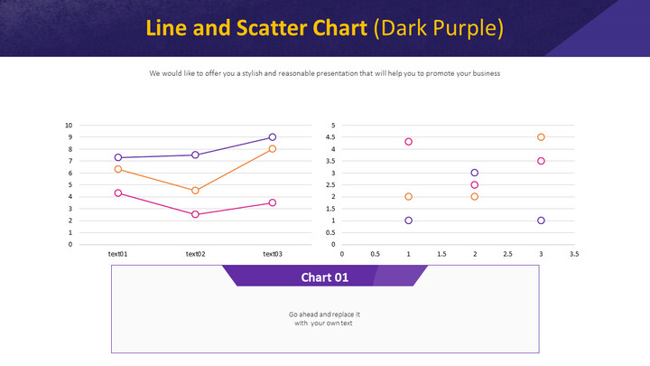 Line and Scatter Chart (Dark Purple)_01