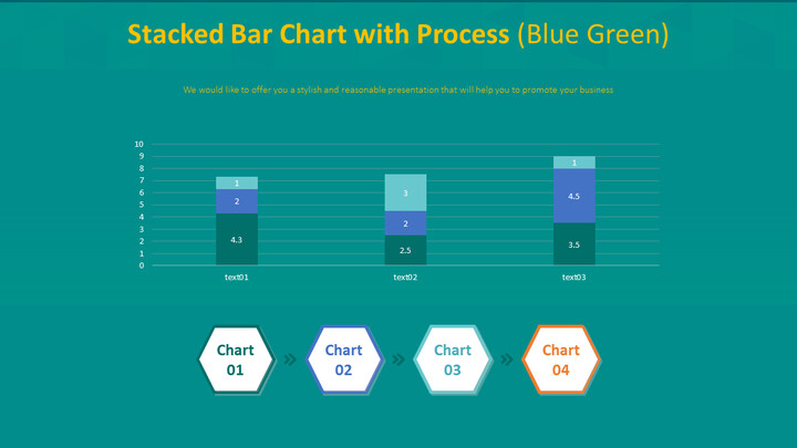 프로세스가있는 누적 막대 차트 (파란색)_02