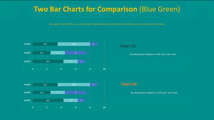 비교를위한 두 개의 막대 차트 (파란색)_02