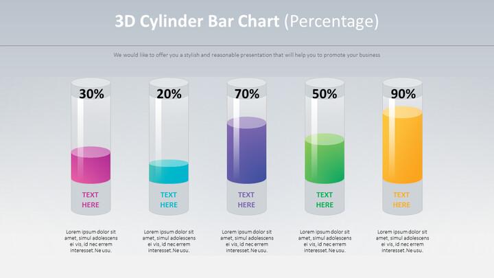 3D 실린더 바 다이어그램 (백분율)_01