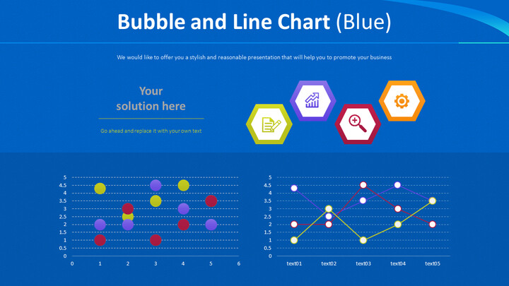 Bubble and Line Chart (Blue)_02
