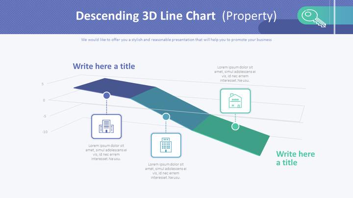 Descending 3D Line Chart (Property)_01