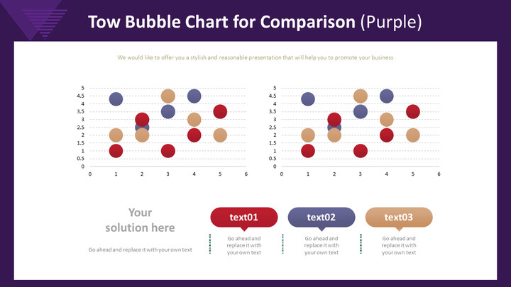 Tow Bubble Chart for Comparison (Purple)_01