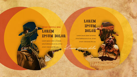Wild West Theme Presentation Templates_04