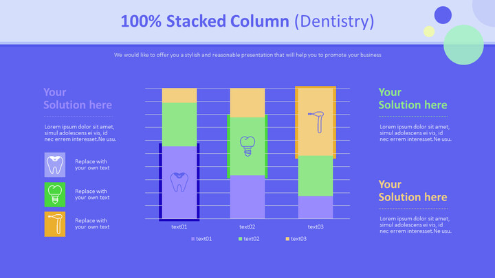 100% Stacked Column (Dentistry)_02