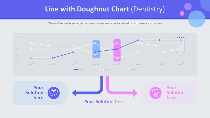 Line with Doughnut Chart (Dentistry)_01