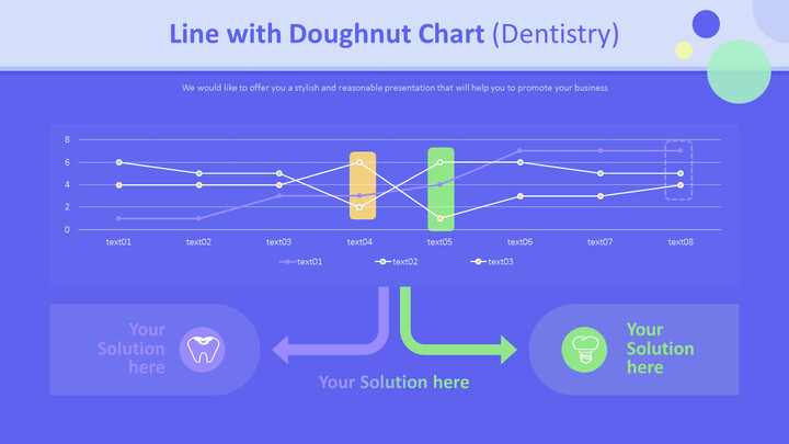 Line with Doughnut Chart (Dentistry)_02