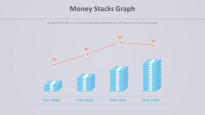 Money Stacks Graph Diagram_02