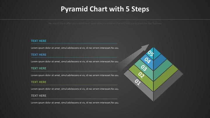 5 단계 피라미드 다이어그램_01