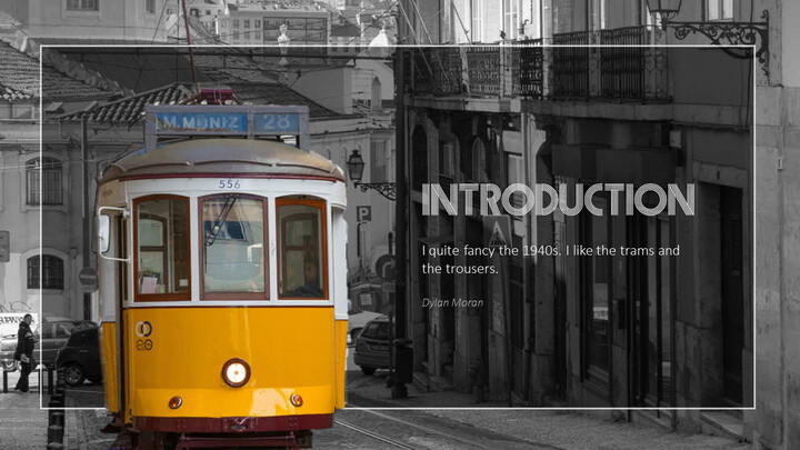 TRAM PowerPoint Templates Multipurpose Design_02