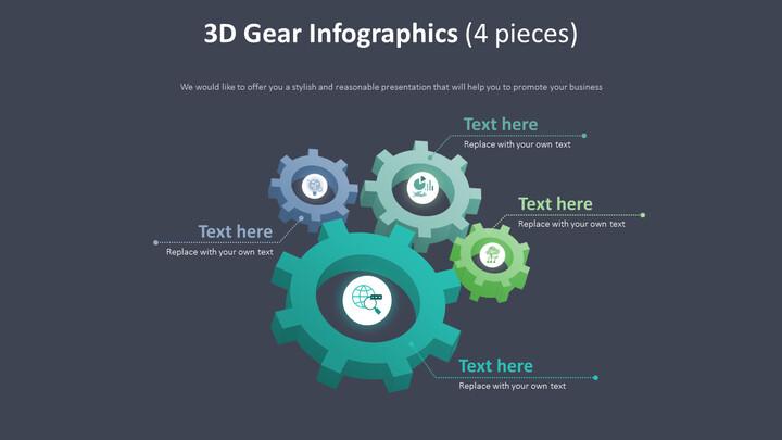 3D 기어 인포 그래픽 다이어그램 (4 개)_02