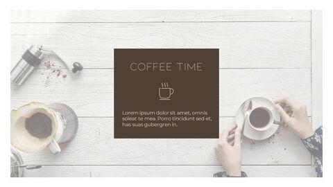 커피 타임 PPT 프레젠테이션_04