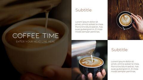 커피 타임 PPT 프레젠테이션_16