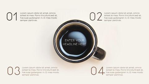 커피 타임 PPT 프레젠테이션_19