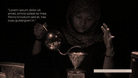 커피 타임 PPT 프레젠테이션_25