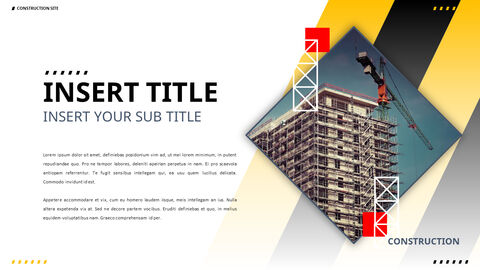 Construction PowerPoint Templates for Presentation_03