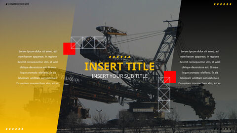 Construction PowerPoint Templates for Presentation_04
