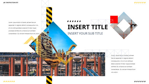 Construction PowerPoint Templates for Presentation_05
