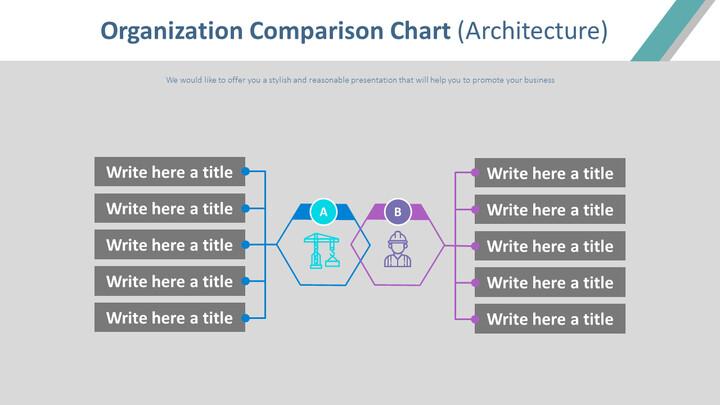 Organization Comparison Chart Diagram (Architecture)_02