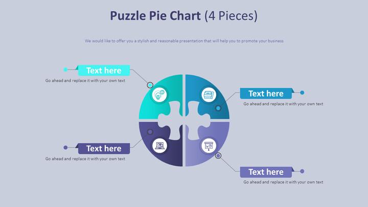 퍼즐 파이 다이어그램 (4 개)_02