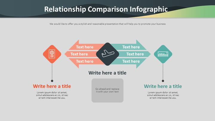 Relationship Comparison Infographic Diagram_02