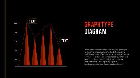 달리기, 육상, 마라톤 PowerPoint 템플릿 디자인_09