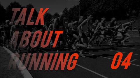 달리기, 육상, 마라톤 PowerPoint 템플릿 디자인_33