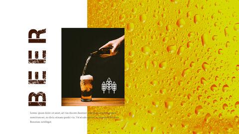 맥주 나이트 파티 파워포인트 프레젠테이션_05