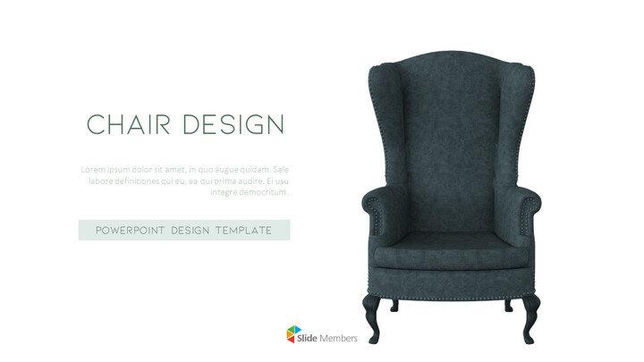 Chair Design Theme Presentation Templates_01