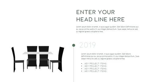 의자 디자인 테마 프레젠테이션 템플릿_12