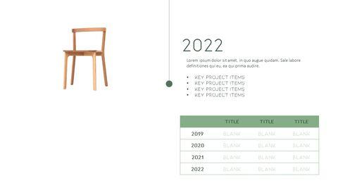 의자 디자인 테마 프레젠테이션 템플릿_14