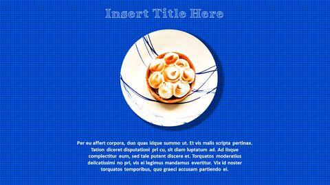 <span class=\'highlight\'>Colorful</span> Dessert PowerPoint Templates Design_02