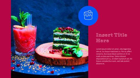 <span class=\'highlight\'>Colorful</span> Dessert PowerPoint Templates Design_03