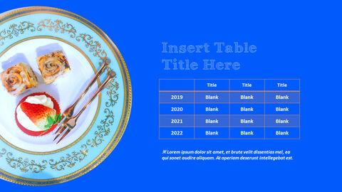 <span class=\'highlight\'>Colorful</span> Dessert PowerPoint Templates Design_05