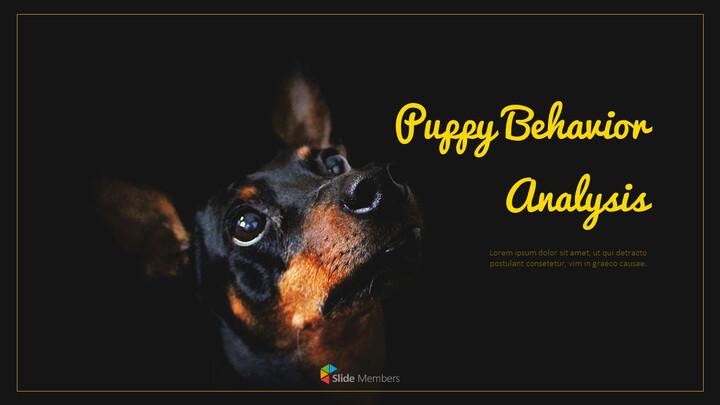 Puppy Behavior Analysis Templates Design_01