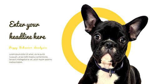 Puppy Behavior Analysis Templates Design_04