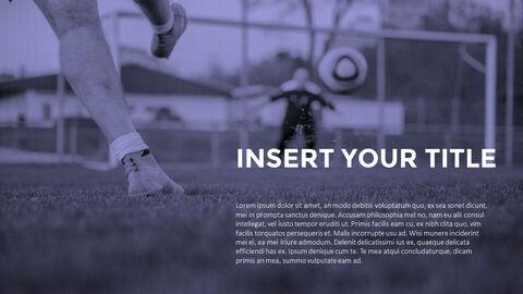 축구의 세계 파워포인트 템플릿_13