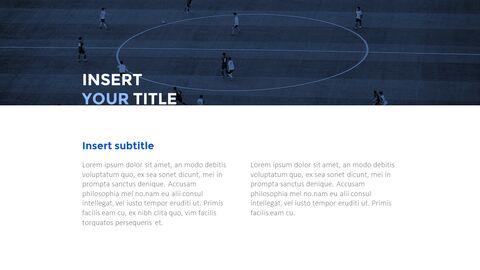 축구의 세계 파워포인트 템플릿_16