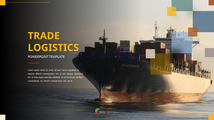 Trade Logistics Powerpoint Presentation_01