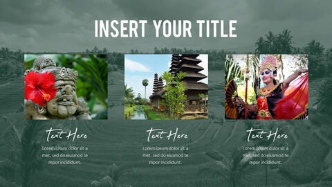 Trip to Bali Presentation PowerPoint Templates Design_02