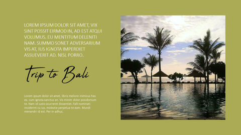 Trip to Bali Presentation PowerPoint Templates Design_08