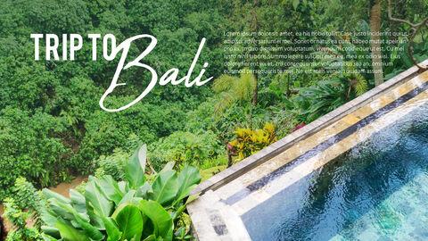 Trip to Bali Presentation PowerPoint Templates Design_15