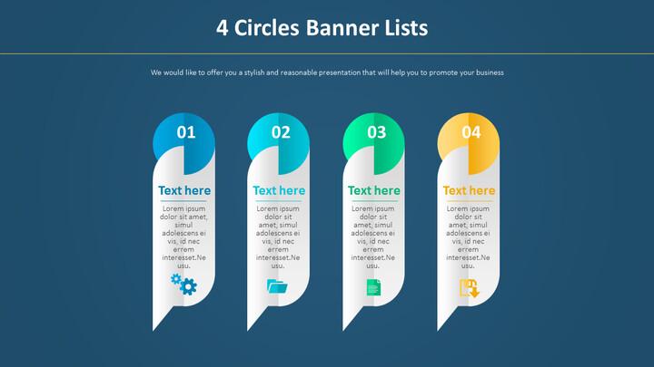 4 Circles Banner Lists Diagram_02
