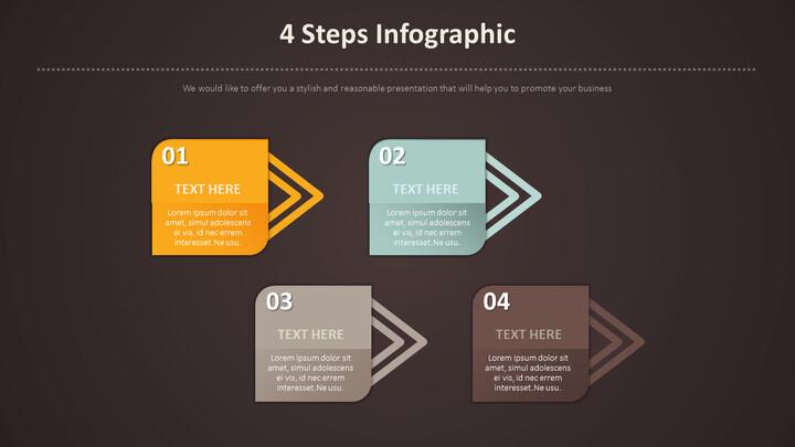 4 단계 인포 그래픽 다이어그램_02