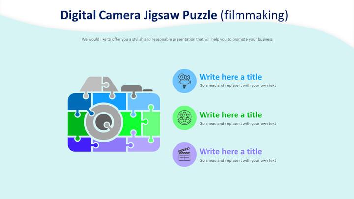 카메라 맞추기 퍼즐 다이어그램 (영화 제작)_01