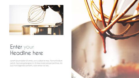 주방 용품 PowerPoint 템플릿 디자인_21