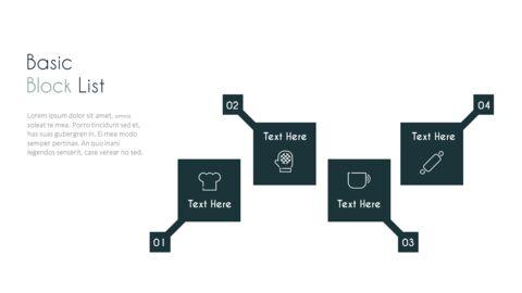 주방 용품 PowerPoint 템플릿 디자인_31