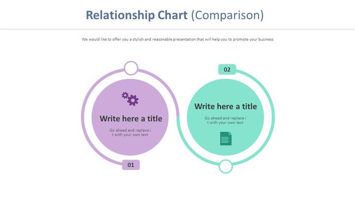 Relationship Chart Diagram (Comparison)_01