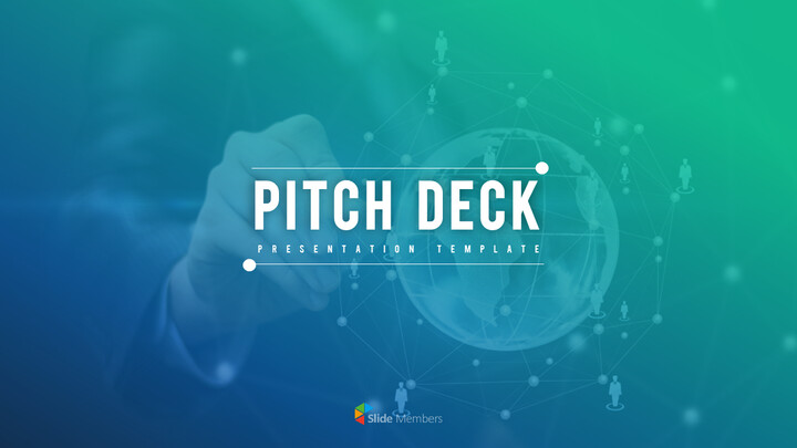 Simple Pitch Deck Template PPT Templates_01